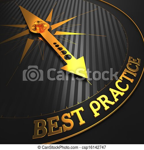 Best Practice. Business Background. - csp16142747