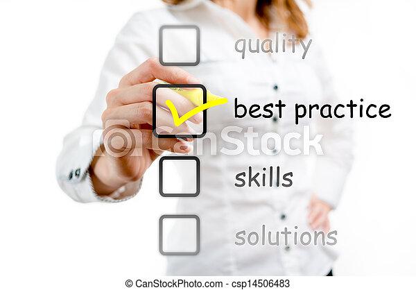 Best practice - csp14506483