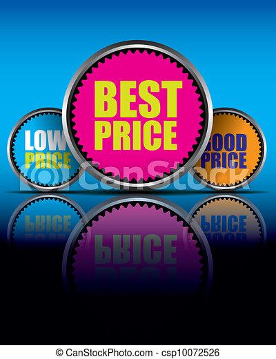Best Price - csp10072526