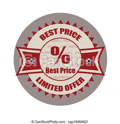 best price - csp18464621