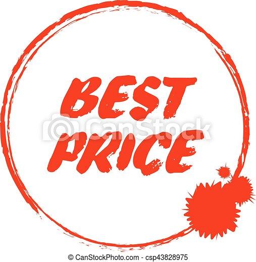 Best Price Marks - csp43828975