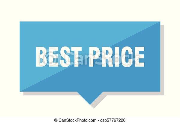 best price price tag - csp57767220