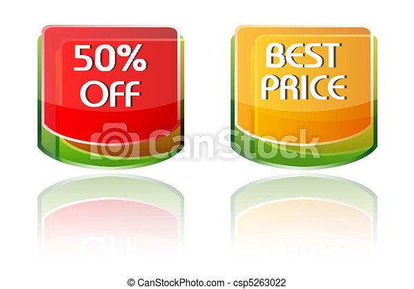 best price tag - csp5263022
