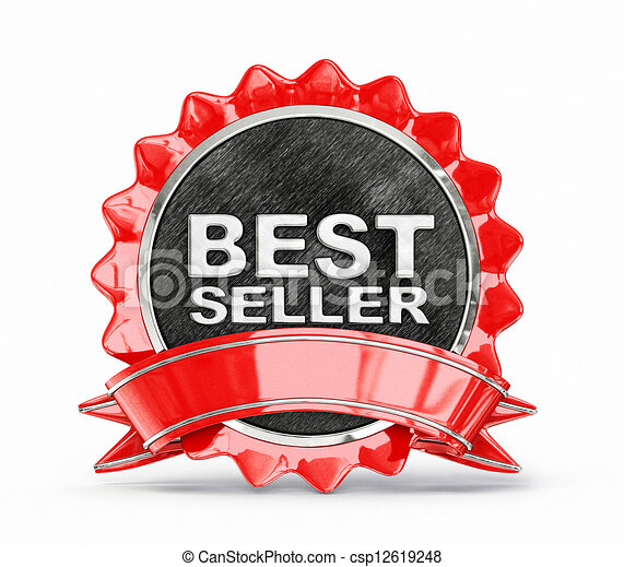 best seller - csp12619248