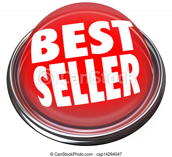 Best Seller Red Button Light Advertising Sale Popularity - csp14294047