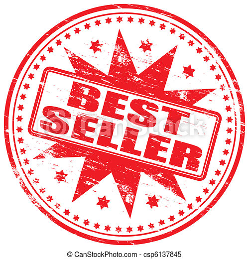 Best Seller Stamp - csp6137845