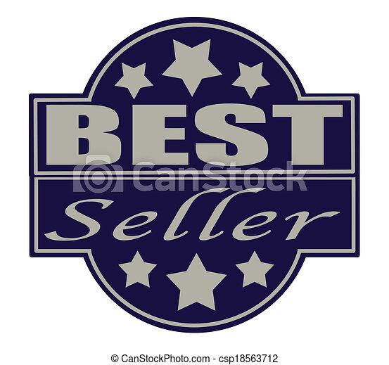 best seller - csp18563712