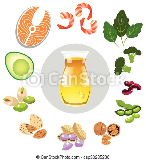 Best sources of omega 3 - csp30235236