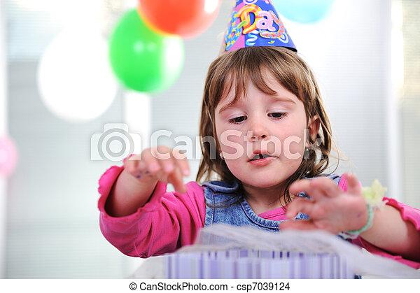 Best surprise on your birthday - csp7039124