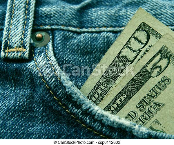 bestedend geld - csp0112602