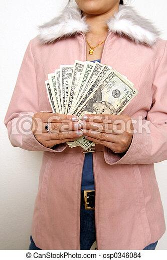 bestedend geld - csp0346084