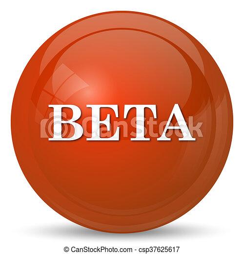 Beta icon - csp37625617