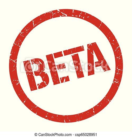 beta stamp - csp65028951
