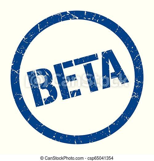 beta stamp - csp65041354