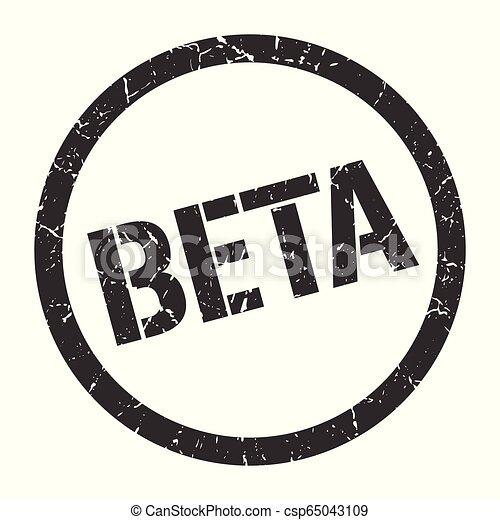 beta stamp - csp65043109