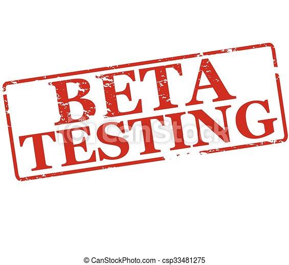 Beta testing - csp33481275