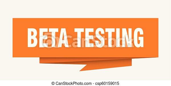 beta testing - csp60159015