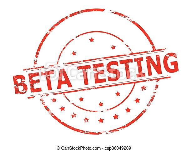 Beta testing - csp36049209