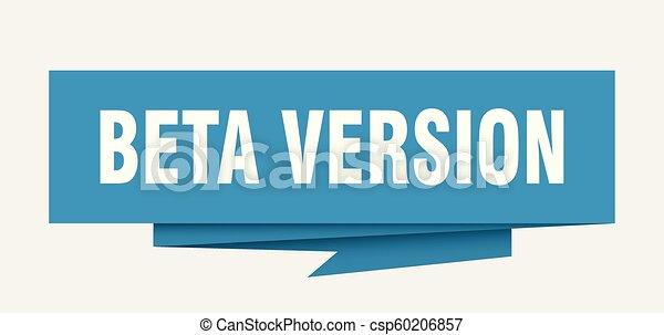 beta version - csp60206857