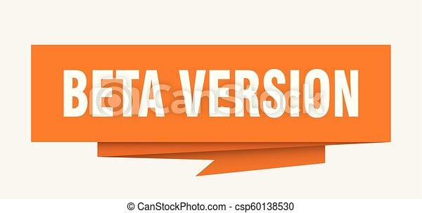 beta version - csp60138530