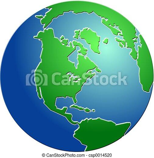 Bevelled Globe - csp0014520