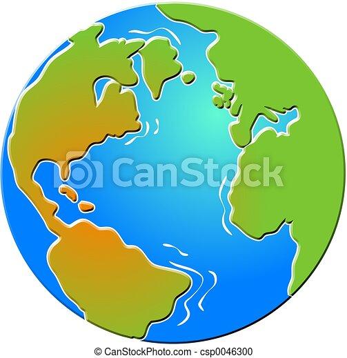 bevelled Globe - csp0046300