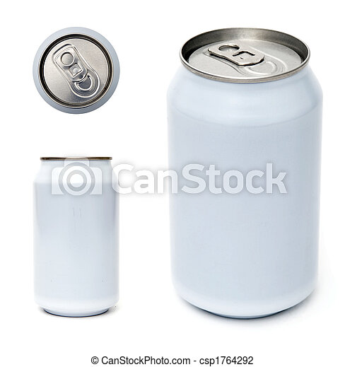 Beverage can template - csp1764292