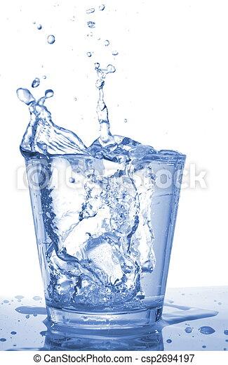 beverage water - csp2694197