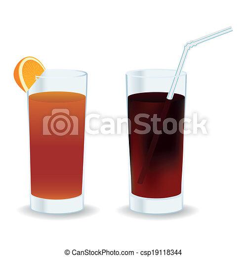 Beverages - csp19118344