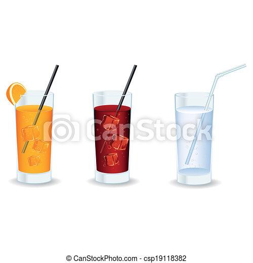 Beverages - csp19118382