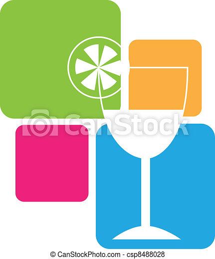 beverages - csp8488028