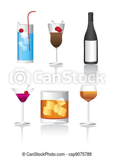 beverages - csp9075788