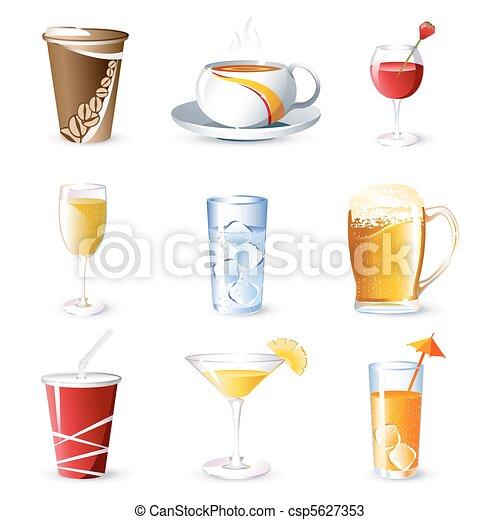 Beverages - csp5627353