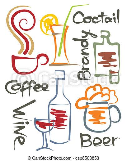 Beverages - csp8503853