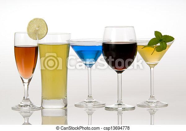 beverages - csp13694778
