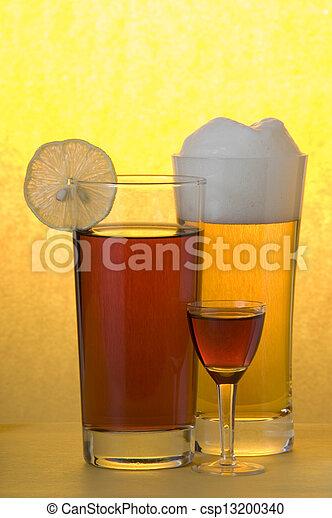 beverages - csp13200340