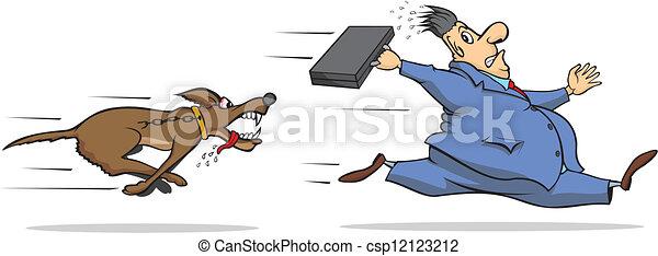 beware of the dog - csp12123212