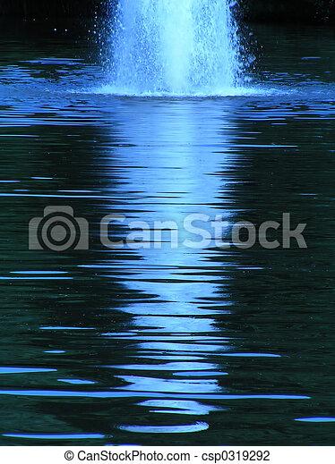 bewateer fontein - csp0319292