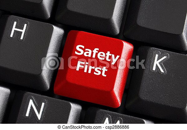 bezpieczeństwo pierwsze - csp2886886