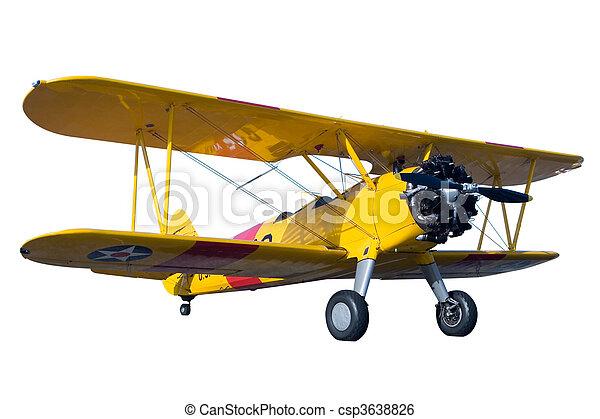 Bi-Plane - csp3638826