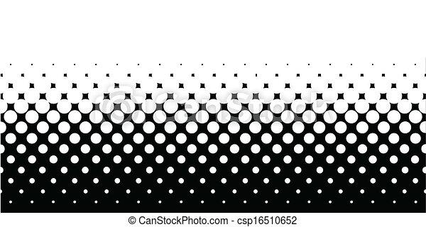 bianco, fori - csp16510652
