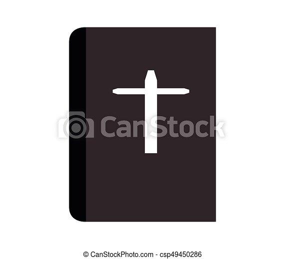 Bible icon - csp49450286