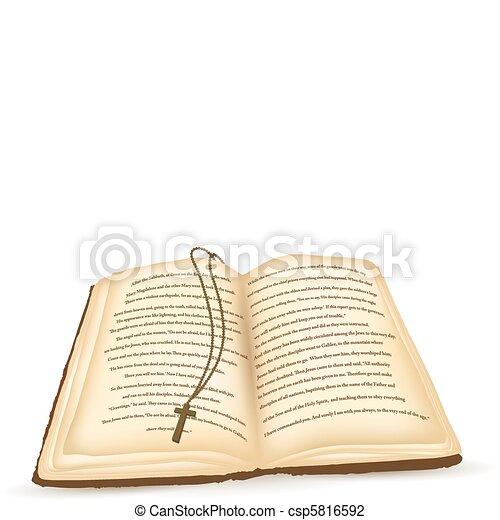 Bible - csp5816592