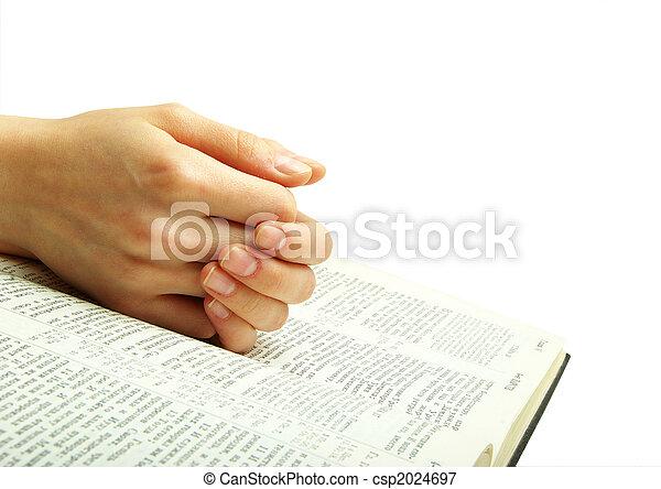bible - csp2024697