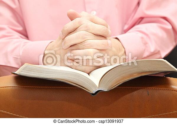 Bible - csp13091937
