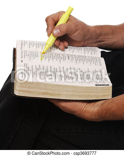 Bible Study - csp3693777