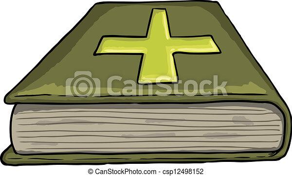 biblia, jámbor - csp12498152