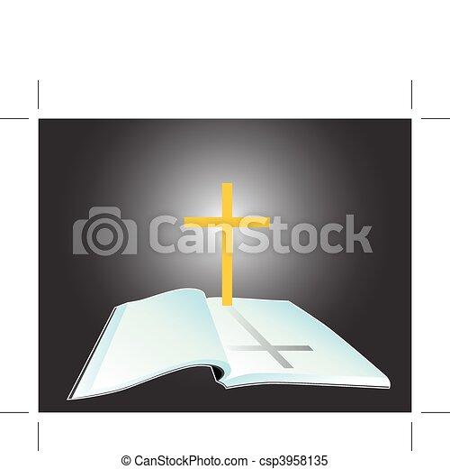 biblia, jámbor - csp3958135