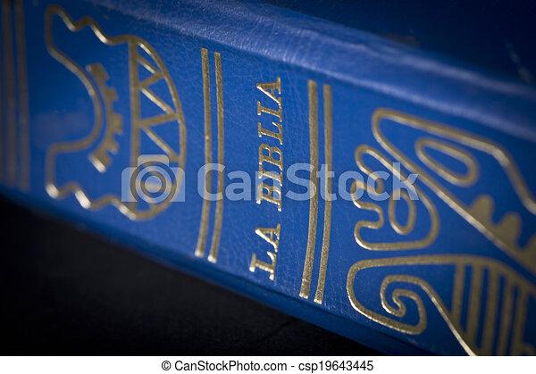 biblia, jámbor - csp19643445