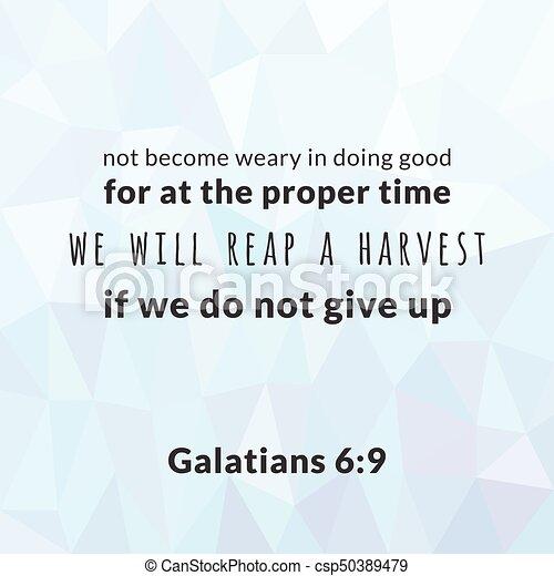 Biblia Wielobok Galatians Graficzny Zmęczony Wiersz